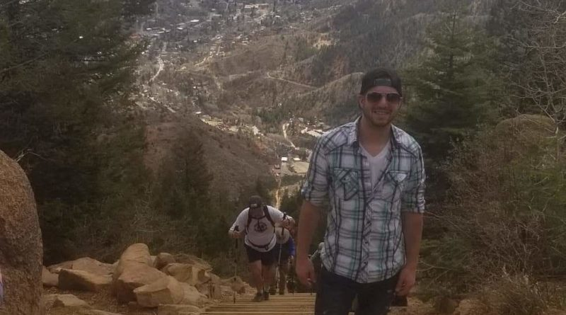 At Top of Manitou Incline