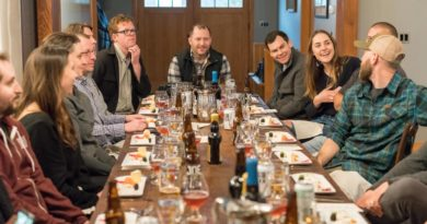 Meetup of People At Table